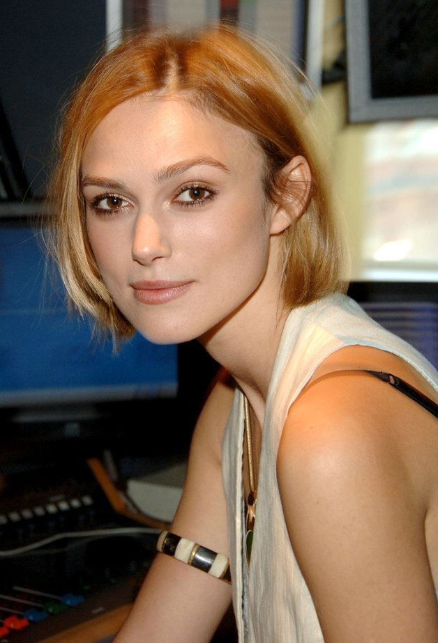 Keira Knightley Hosts Her First-Ever Radio Show - July 5, 2006