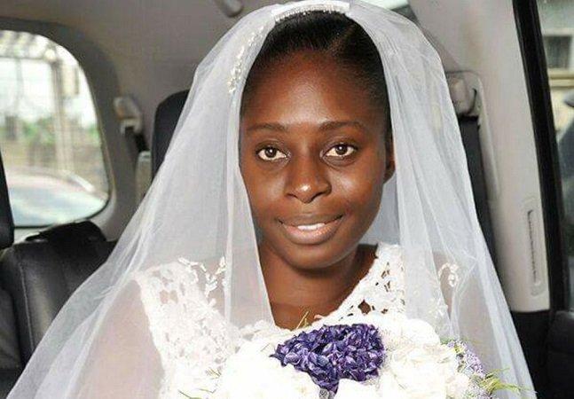 Noiva opta por não usar maquiagem em seu casamento e faz sucesso na internet
