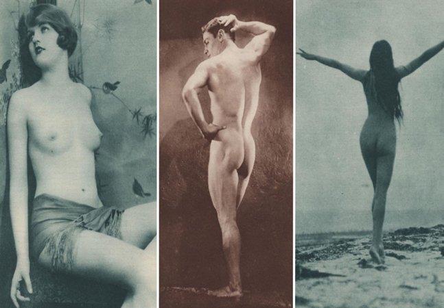 Os maravilhosos nudes dos loucos anos 1920