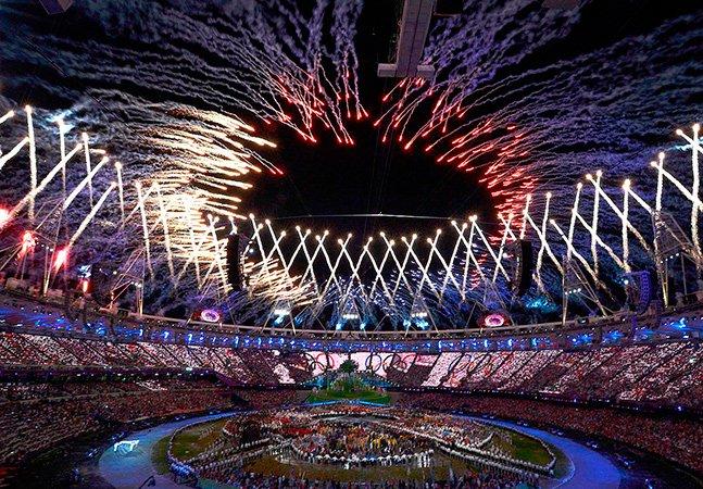 Arte, poesia, lacração e zoeira! Veja os destaques da cerimônia de abertura da Olimpíada do Rio