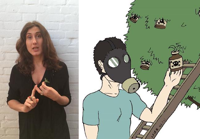 Paola Carosella alerta para PL que pode ampliar uso de agrotóxicos e convida população para audiência pública