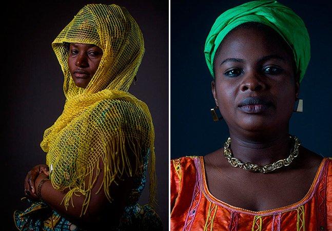 Mulheres refugiadas no Brasil dão depoimentos tocantes sobre suas lutas diárias pela sobrevivência