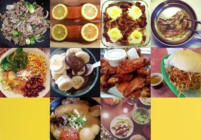 Campanha converte fotos de comida deletadas do Instagram em refeições para quem não tem o que comer
