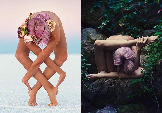 Ela foi estuprada, superou tendência suicida e agora inspira as pessoas a se recuperar através da yoga
