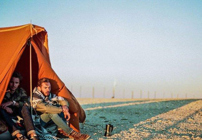 Fotógrafo francês capta a inspiradora rotina dos hippies e nômades modernos