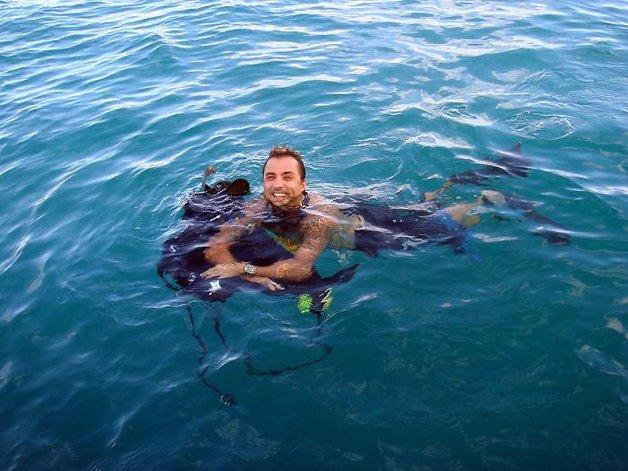 2006 – Feliz na água