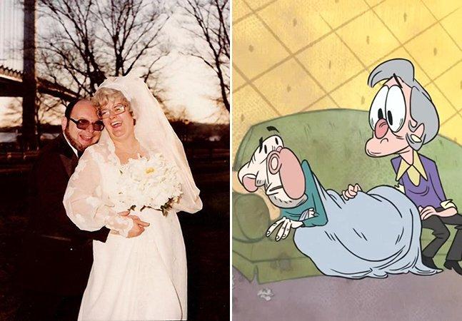 Homem grava história de amor com sua mulher poucos dias antes de morrer – e  tudo acaba em uma tocante animação