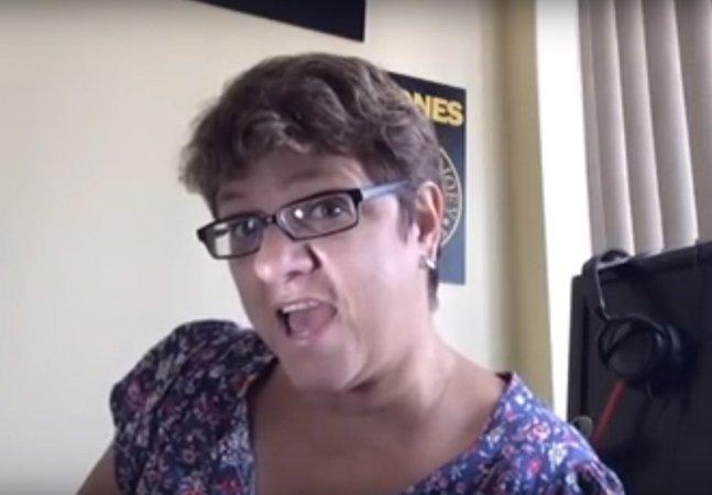 Para falar com o filho e lembrá-lo de estudar, esta mãe criou um canal hilário no Youtube