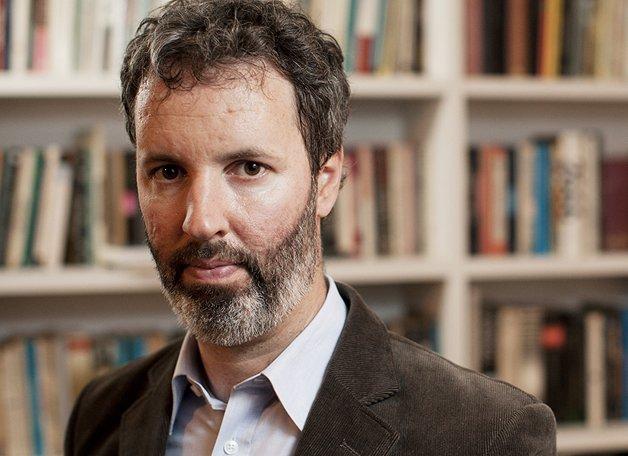 "Novo colunista da Ilustrada, o escritor Michel Laub, 39, autor de ""Di·rio da Queda""."