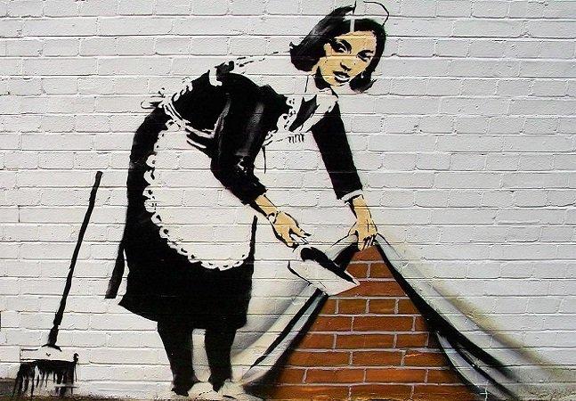 Essa tese sobre a real identidade de Banksy está deixando as pessoas malucas