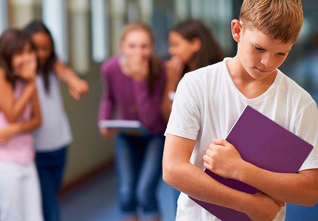 Estudo revela que vítimas de bullying são tão traumatizadas quanto quem sofre abuso sexual