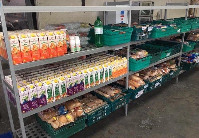 Já abriu o primeiro supermercado de 'comida descartada'; e você paga de acordo com seu estrato econômico