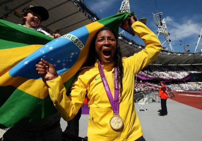 Goiana com paralisia cerebral será a primeira mulher a ser porta-bandeira do Brasil na Paralimpíada