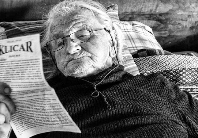 Ela capturou um dia na vida da sua vovó viúva de 83 anos e o resultado é pura nostalgia