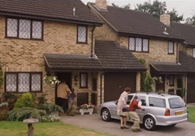 A casa da infância de Harry Potter está à venda