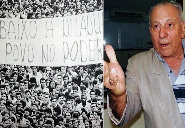 Nomeado por Temer para Comissão da Anistia aparece em documentos como colaborador da ditadura