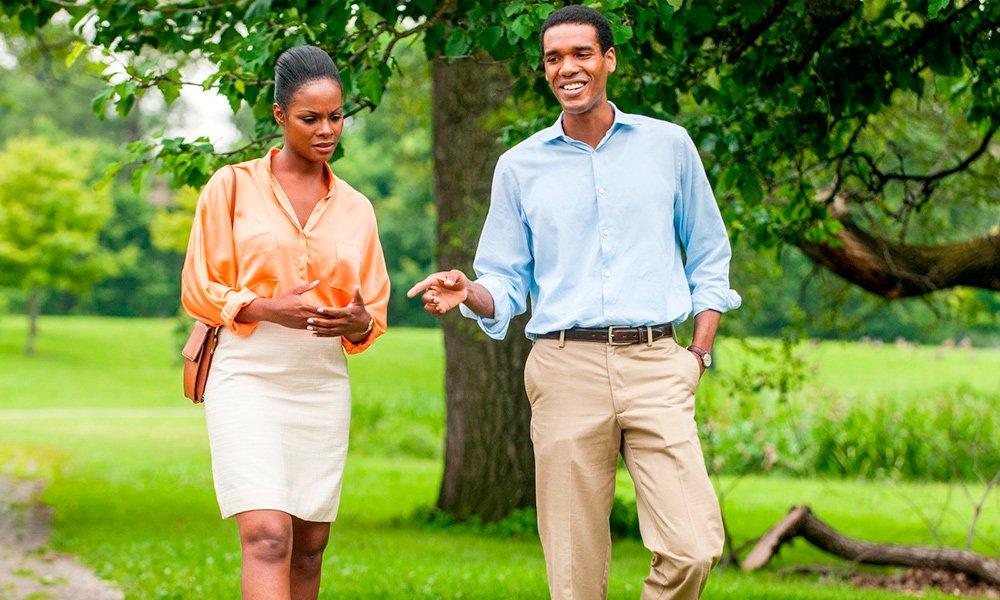 O dia do primeiro encontro entre Barack e Michelle Obama ganhou um filme e está fazendo sucesso