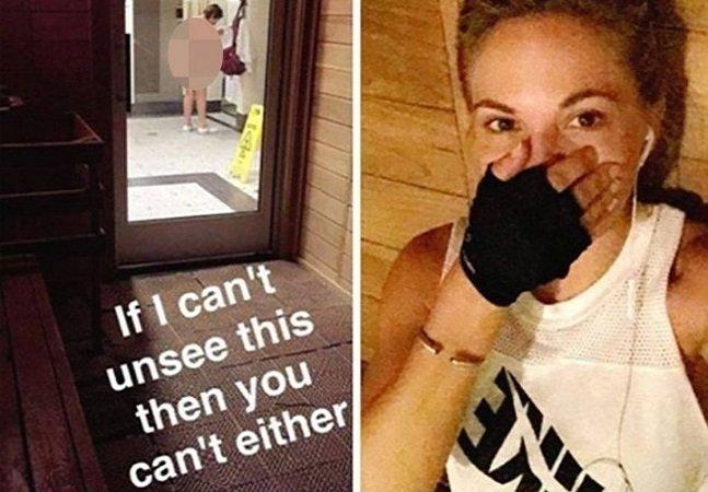Modelo da Playboy que fotografou mulher nua na academia e a humilhou  na web pega 6 meses de cadeia