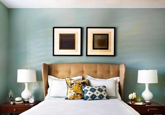 Dicas simples para fazer do seu quarto um ambiente livre de stress