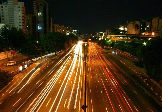 São Paulo desce 51 posições no ranking das cidades com mais trânsito no mundo