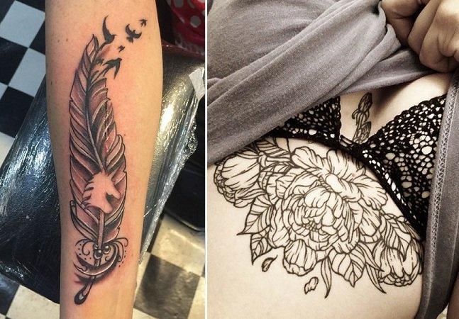 10 exemplos de como uma tatuagem pode ressignificar uma cicatriz