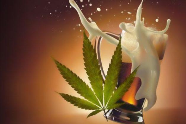 weed-beer