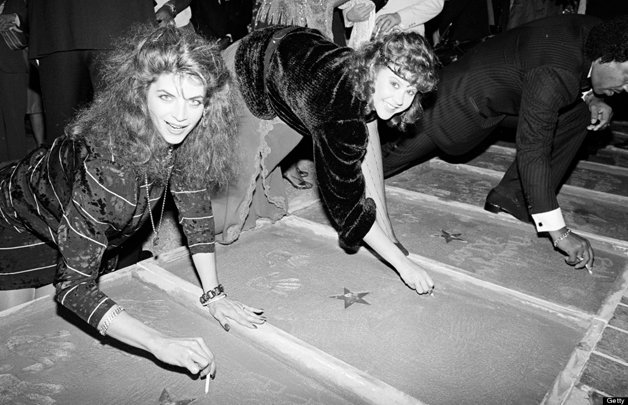 A atriz Kirstie Alley and (Photo by Time & Life Pictures/Getty Images)