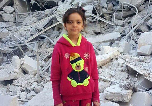 Menina síria de 7 anos usa o Twitter para contar seu dia a dia em meio à guerra