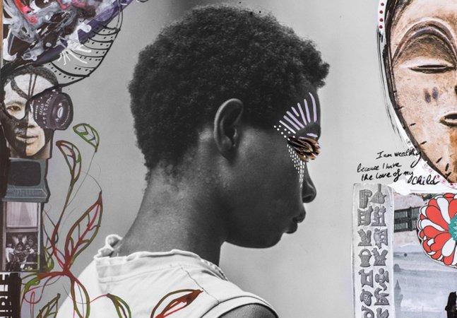 Artista franco-senegalesa  retrata a força de mulheres que sobreviveram à violência sexual
