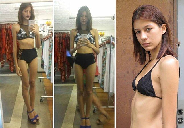 Modelo de 20 anos desabafa e escancara os abusos do mundo da moda