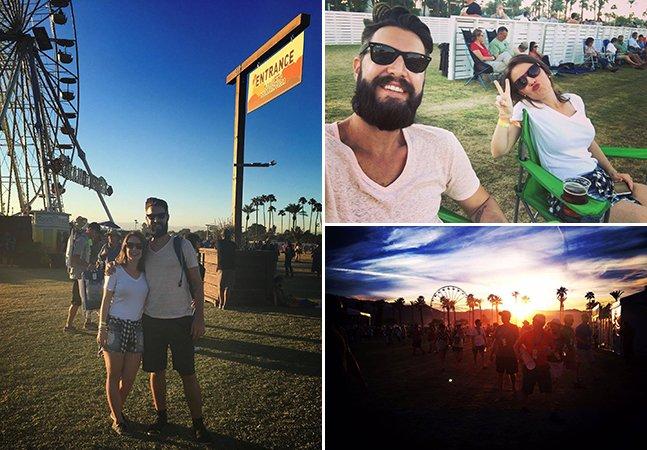 Uma viagem no deserto: Três dias no maior festival de Rock n' Roll do século