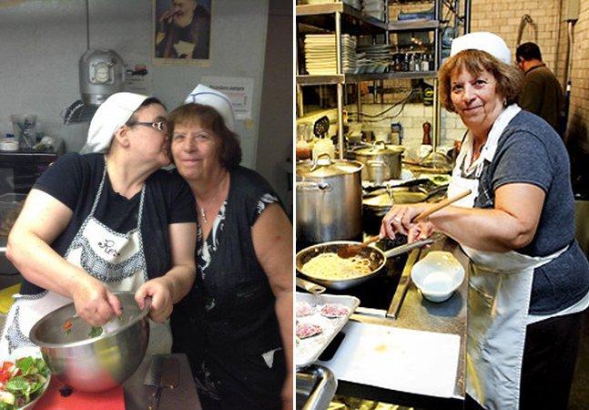 Restaurante nova-iorquino emprega vovós ao invés de chefs profissionais e faz o maior sucesso