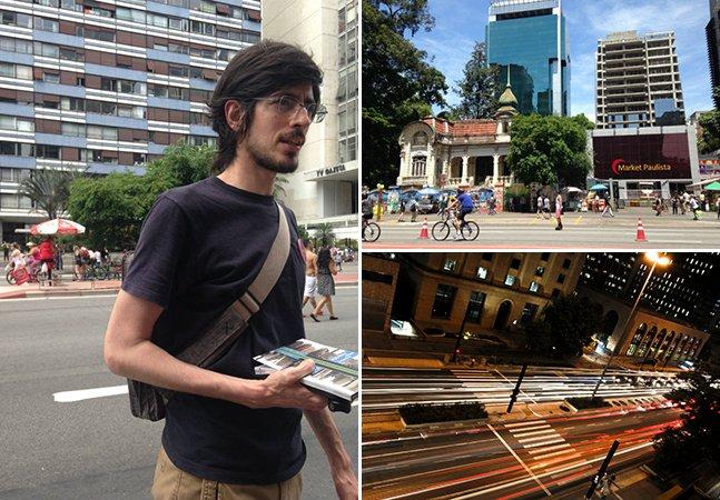 Evento a céu aberto propõe um novo  olhar sobre a cidade de São Paulo