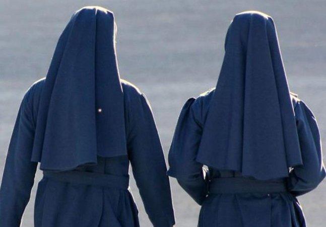 Casal de freiras que se conheceu em trabalho missionário se casa na Itália