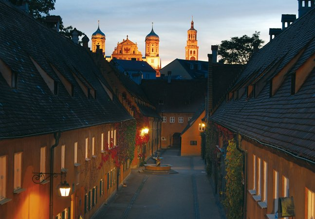 Conheça a cidade alemã onde as pessoas pagam R$ 3,20 de aluguel por ano há cinco séculos