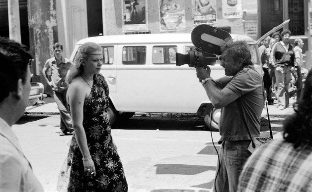 Uma filmagem da Boca do Lixo, na década de 1970