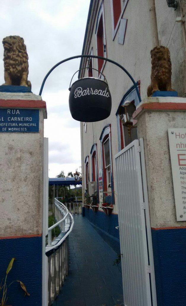 A especialidade dentre 10 dos 10 restaurantes da cidade! O barreado. Foto: Júlia Storch