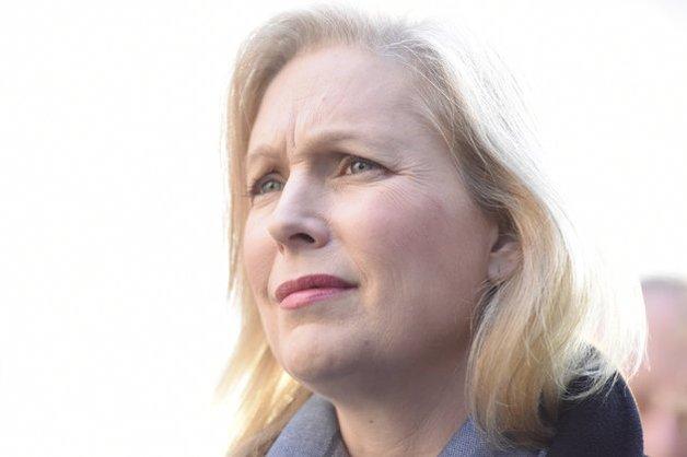 Kirstin Gillibrand, senadora americana.