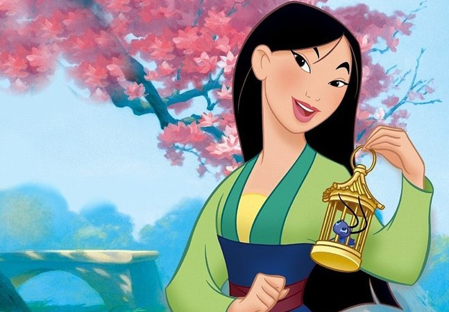 A Disney vai fazer um remake de 'Mulan' e finalmente está buscando uma atriz chinesa