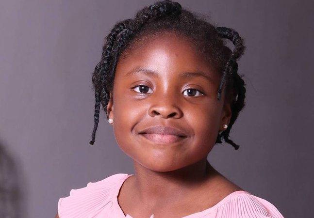Com 7 anos de idade ela entrou na lista dos melhores escritores infantis do mundo