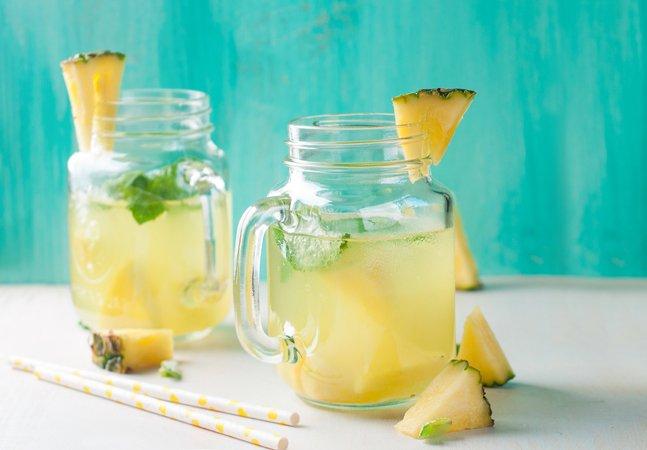 5 bebidas não alcoólicas super refrescantes para melhorar a sua vida neste verão