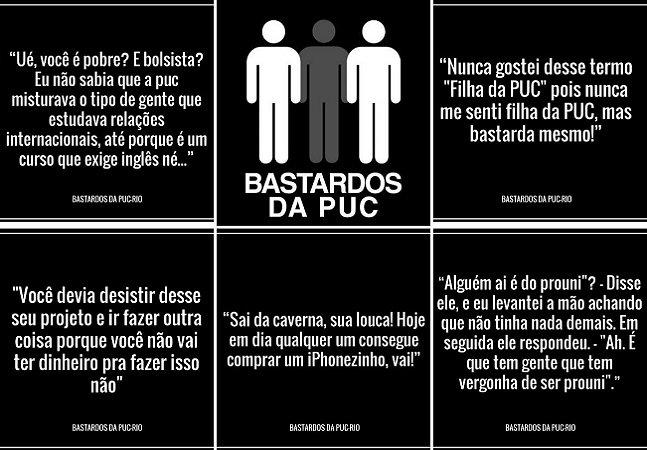 Bolsistas criam página pra denunciar preconceito de professores na PUC RJ