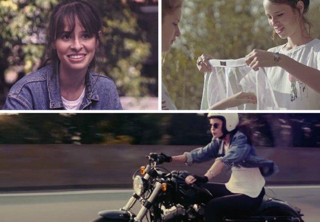 Ela é empoderada, motociclista e não está nem aí para julgamentos