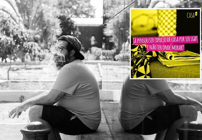 Ele quer construir uma casa de cultura e acolhimento LGBT no centro de São Paulo