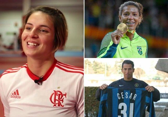 Estes brasileiros são a prova de que o esporte pode transformar vidas