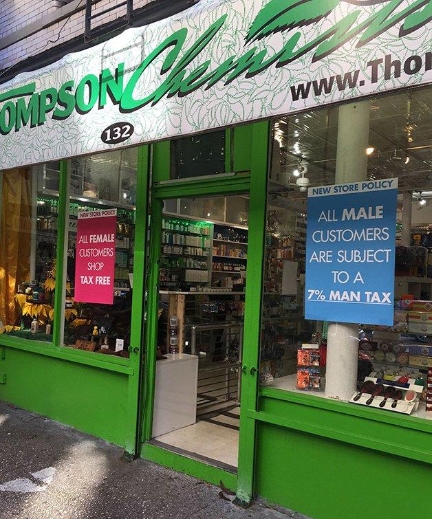 man-tax-7-percent-pharmacy-thompson-chemists-new-york-1