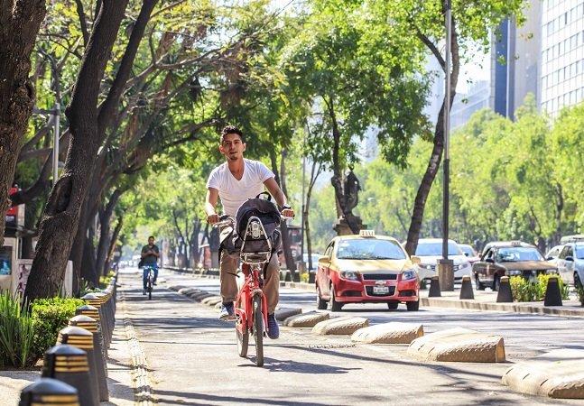 México decide devolver dinheiro de impostos para quem comprar bicicleta
