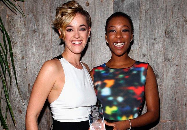 Samira Wiley, a Poussey de Orange is The New Black, está noiva da roteirista da série