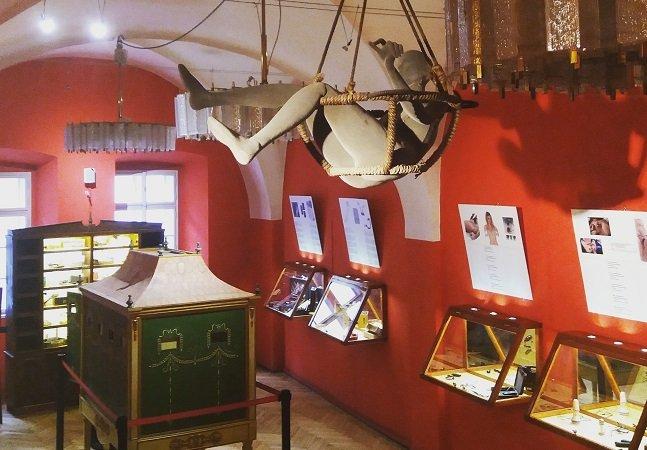 Fomos a Praga conhecer um museu dedicado inteiramente ao sexo