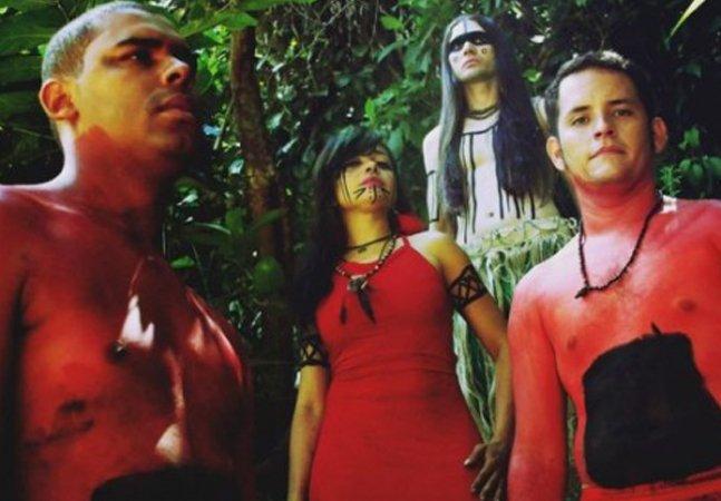Você precisa conhecer Arandu Arakuaa, a primeira banda de Metal que canta em tupi-guarani